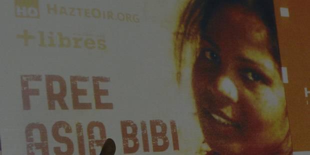 Pakistan: renvoi du procès de la chrétienne Asia Bibi pour blasphème - La Libre