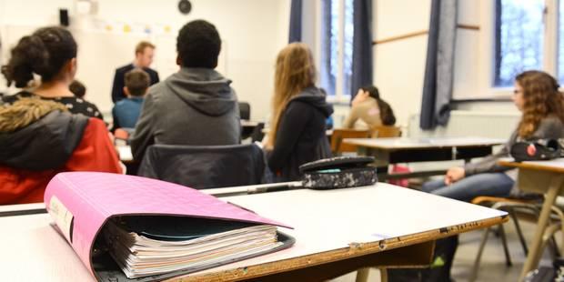 Baromètre social: l'échec scolaire est déjà bien présent chez les élèves bruxellois à l'entrée du secondaire - La Libre