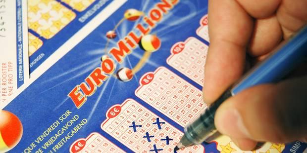 EuroMillions: le grand gagnant est un Bruxellois - La Libre