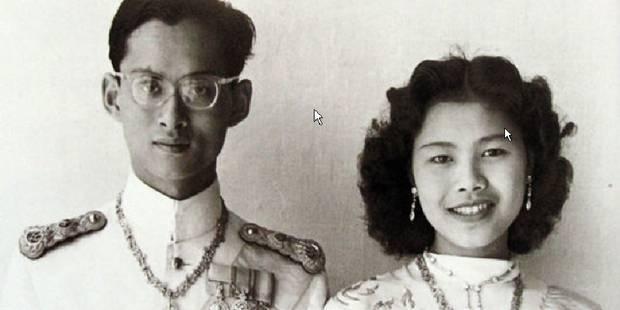 Le roi Bhumibol de Thaïlande, plus ancien monarque régnant, est décédé - La Libre