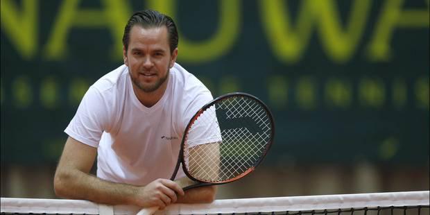 Xavier Malisse couronné pour l'ensemble de sa carrière à l'European Open - La Libre