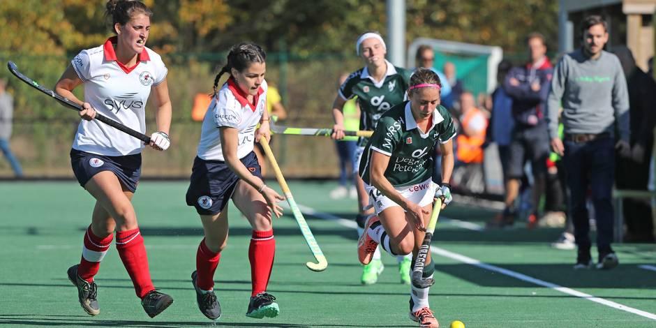 Championnat Dames: Une victoire inattendue mais convaincante de Louvain sur le Wadu - La Libre