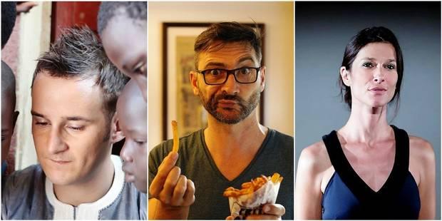 """Les Trophées des Belges du bout du monde: Les finalistes """"Culture"""" - La Libre"""