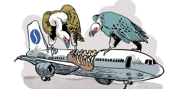 Lufthansa-Brussels Airlines : il est plus que temps d'être absorbé par un grand groupe - La Libre