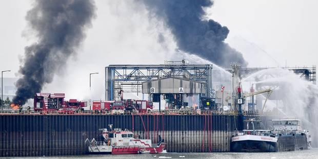 Explosion industrielle en Allemagne: deux morts, deux disparus et six blessés - La Libre