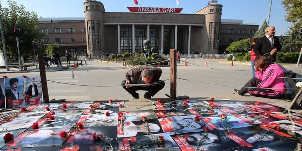Turquie: rassemblements publics interdits à Ankara en raison d'un risque d'attentats - La Libre