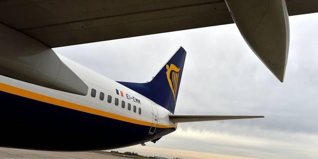 Ryanair asphyxie ses rivaux à Bruxelles - La Libre