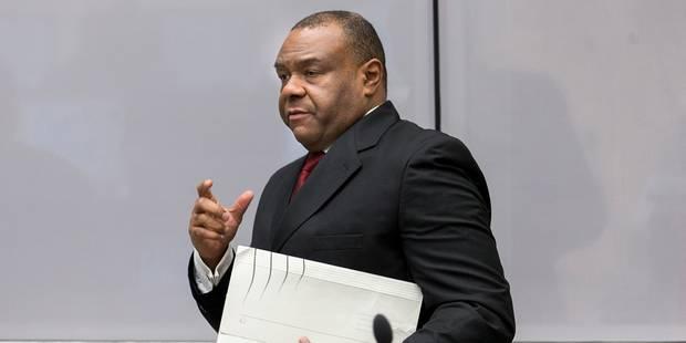 Jean-Pierre Bemba reconnu coupable de subornation de témoins - La Libre