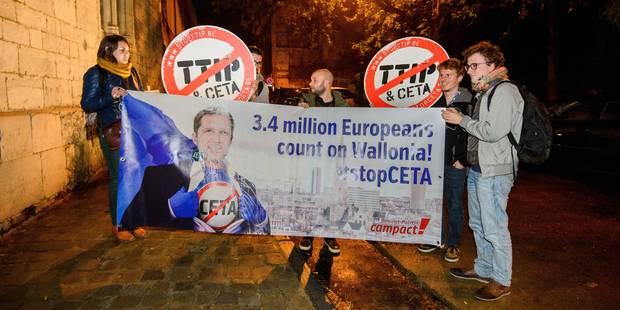 Ceta : le caillou wallon dans la chaussure européenne - La Libre