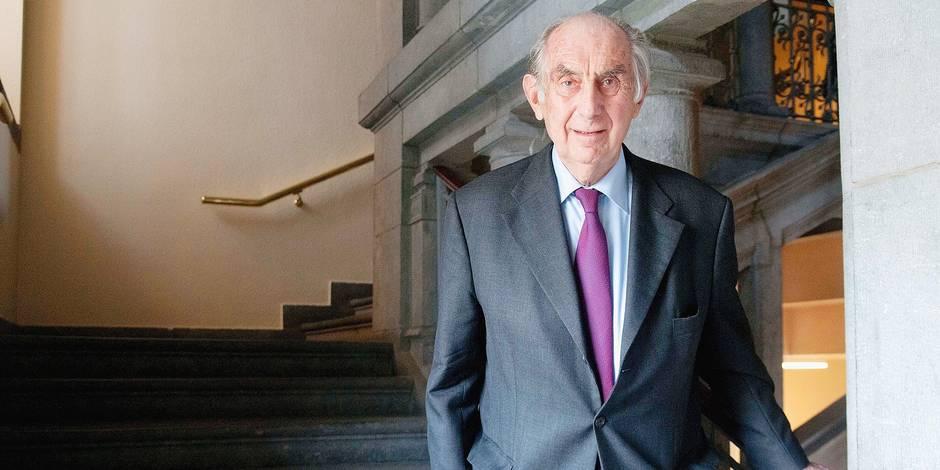 Roger Lallemand: grand avocat des droits de l'Homme, défenseur de l'autonomie de nos contemporains