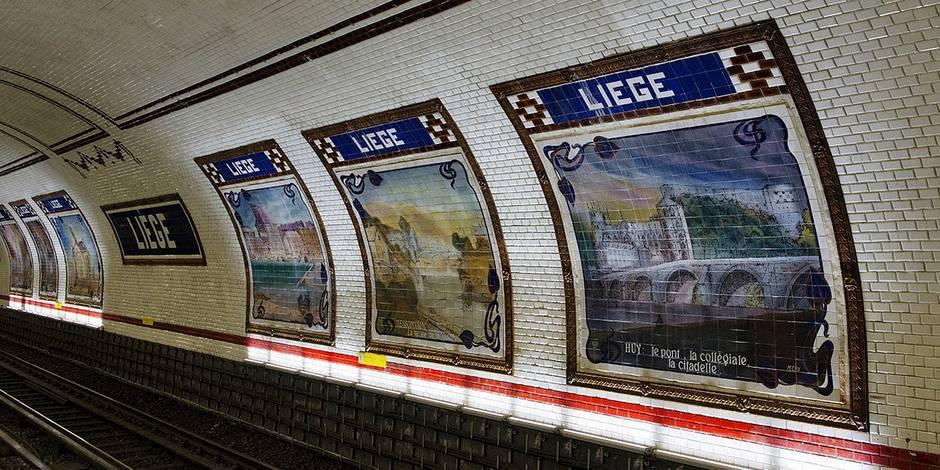 Entre Liège et Paris - La Libre