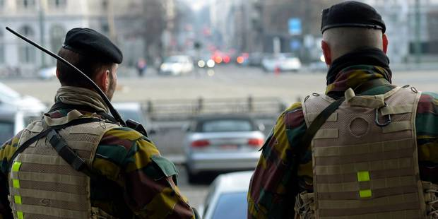 Les militaires manifesteront bien le 15 novembre à Bruxelles - La Libre