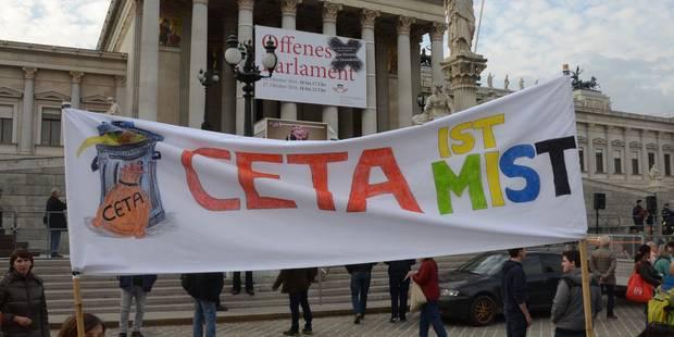 CETA: L'image tronquée du système actuel des tribunaux arbitraux - La Libre