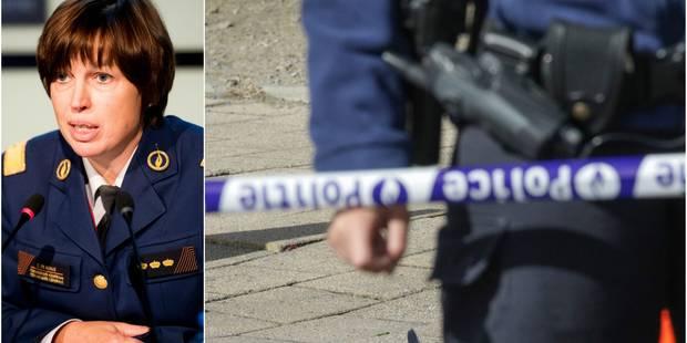Commission attentats: pas assez de policiers pour assurer le plan national de sécurité - La Libre