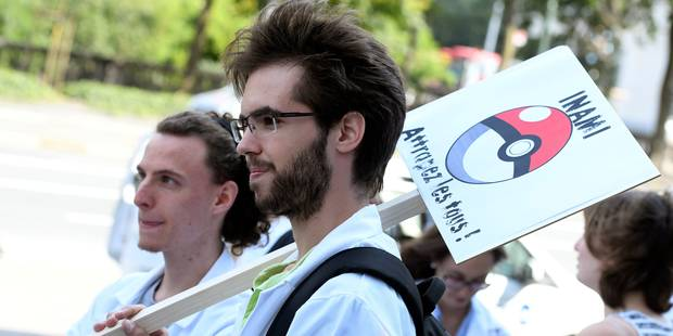 Les étudiants en médecine ne doivent pas s'inquiéter d'un document envoyé par l'UCL - La Libre