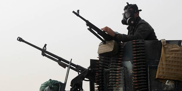 Tunnels, tranchées remplies de pétrole, véhicules bourrés d'explosifs: comment l'Etat islamique résiste à Mossoul - La L...