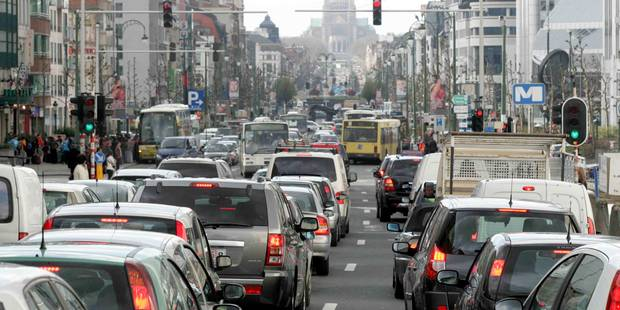 Bruxelles: le péage urbain, grand oublié? - La Libre