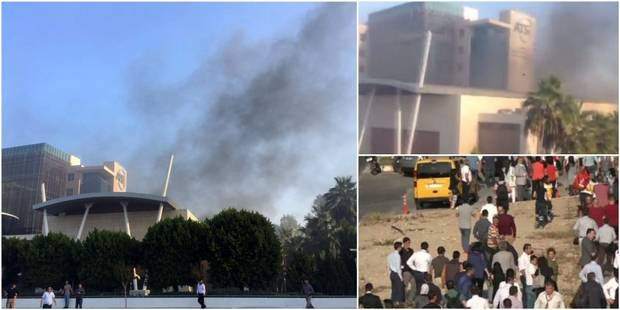 Turquie: forte explosion à Antalya, une dizaine de blessés (PHOTOS + VIDEO) - La Libre