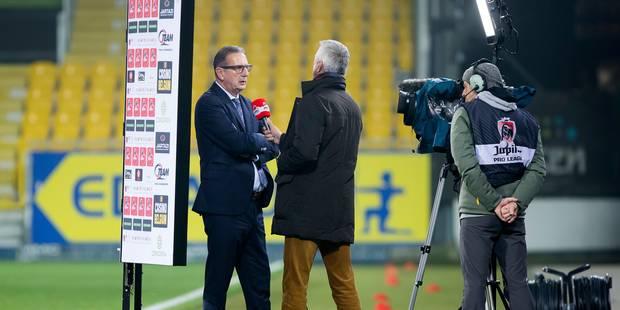 Georges Leekens n'est plus l'entraineur de Lokeren - La Libre