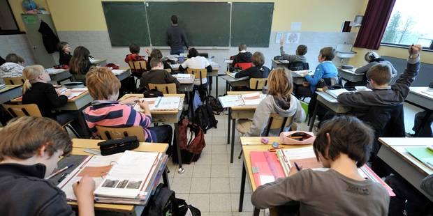 Le français est peu maîtrisé par les élèves - La Libre