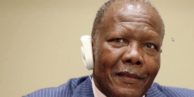 Un ministre congolais suspecté de crimes de guerre a échappé à la justice belge - La Libre
