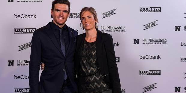 Greg Van Avermaet élu Flandrien de l'année pour la 5e fois - La Libre