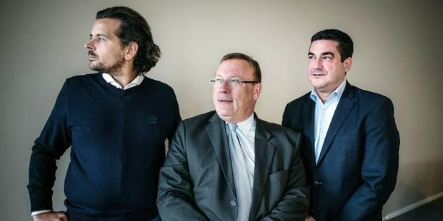 Bel RTL: Buxant, Raviart et Vrebos, trois approches du politique - La Libre