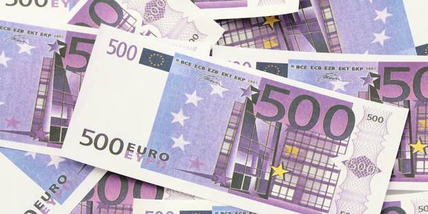 Le fisc a-t-il blanchi 36 milliards d'euros ? - La Libre