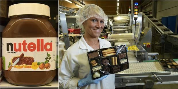 Ferrero engloutit Delacre - La Libre
