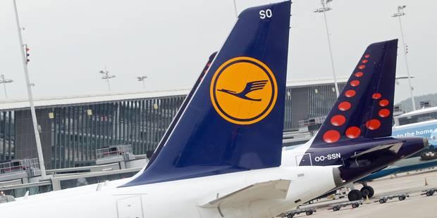 Rachat de Brussels Airlines: les Allemands accélèrent la cadence - La Libre