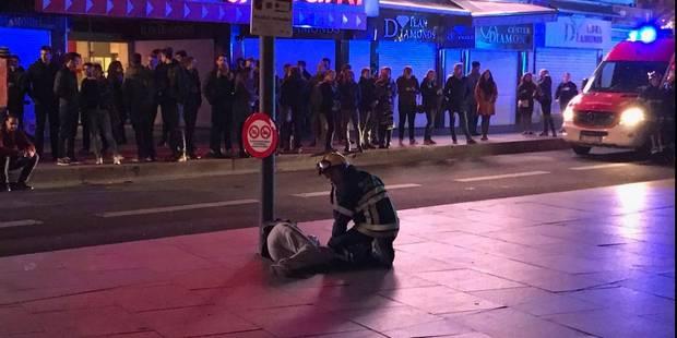 Explosion à la gare d'Anvers-Central: c'était un exercice (VIDEO) - La Libre