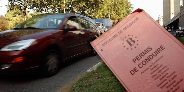 Nouveau permis de conduire wallon: vous devrez maîtriser votre... GPS - La Libre