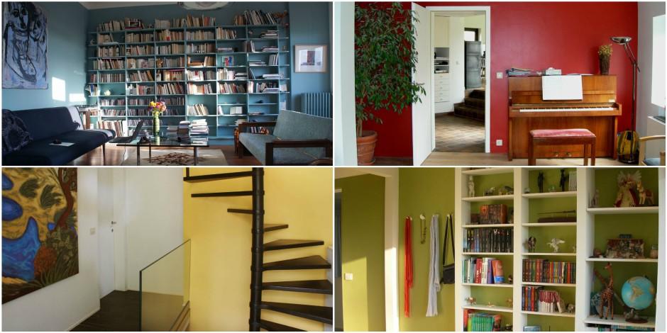 Comment choisir les couleurs de sa maison ?