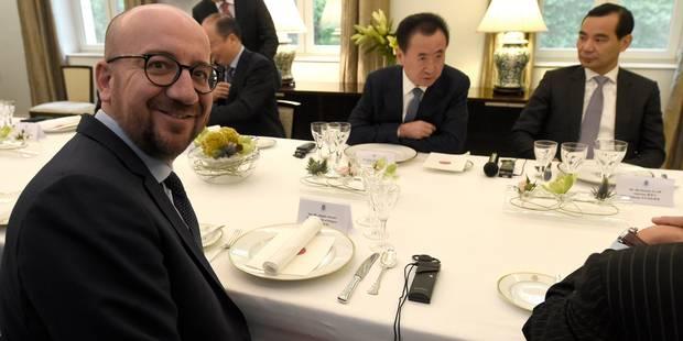 """Ceta: """"On a failli mettre l'Europe et la Belgique en danger"""", rumine Michel en visite en Chine - La Libre"""