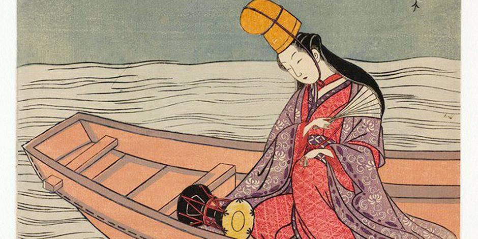 Ukyio: tous les plaisirs et beautés du Japon ancien - La Libre