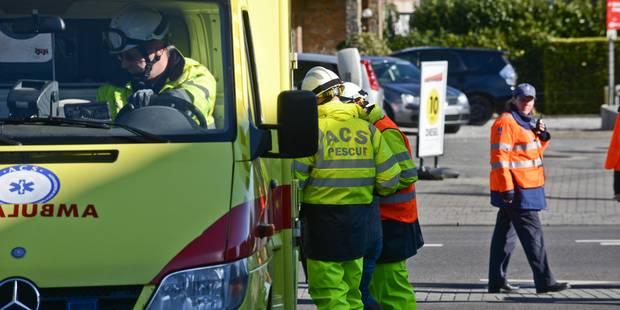 Un mort et deux blessés graves dans un accident à Falmignoul (Dinant) - La Libre