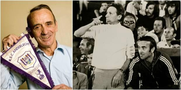 Martin Lippens, ancien joueur d'Anderlecht et coach du RWDM, est décédé - La Libre