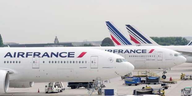Air France: le PDG Frédéric Gagey remplacé par un tandem Janaillac/Terner - La Libre