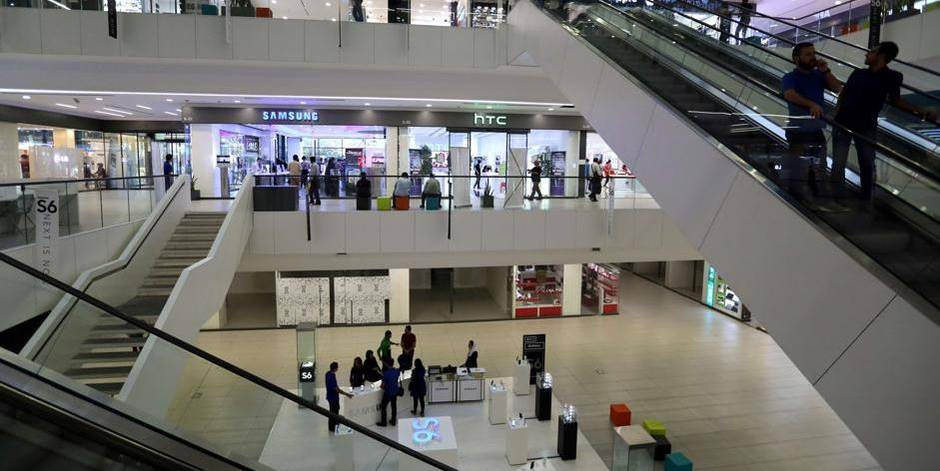 Le plus grand centre commercial au monde sera en partie belge