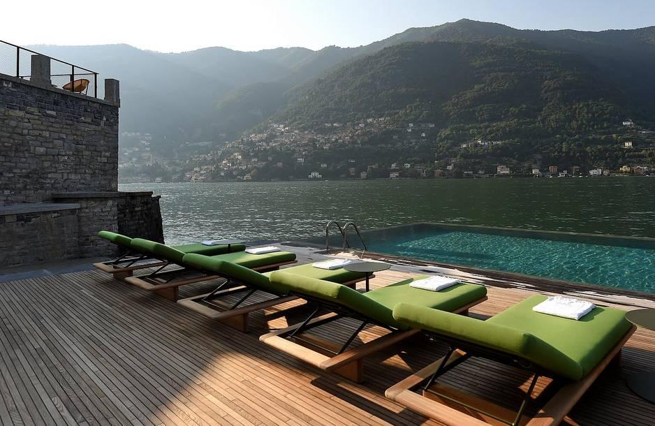 Le nouvel h tel design du lac de c me fait r ver la libre for Hotel design namur
