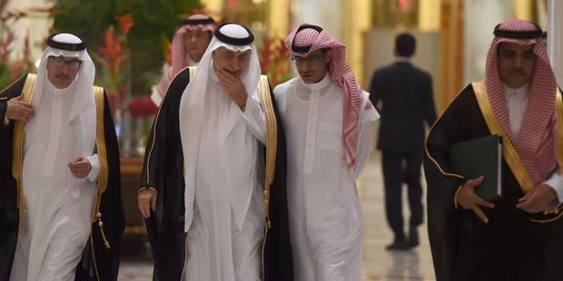L'Arabie Saoudite menacerait d'augmenter sa production pour contrer la chute du pétrole - La Libre