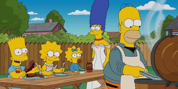"""Les """"Simpsons"""" renouvelés pour une 30e saison, un record - La Libre"""