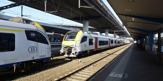 Deux petits syndicats ne pourront plus paralyser le rail - La Libre