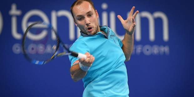 Darcis remporte son 9e Challenger, à Eckental - La Libre