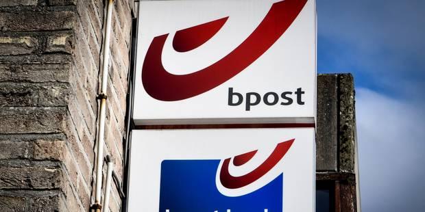 Bpost lance une offre sur PostNL - La Libre