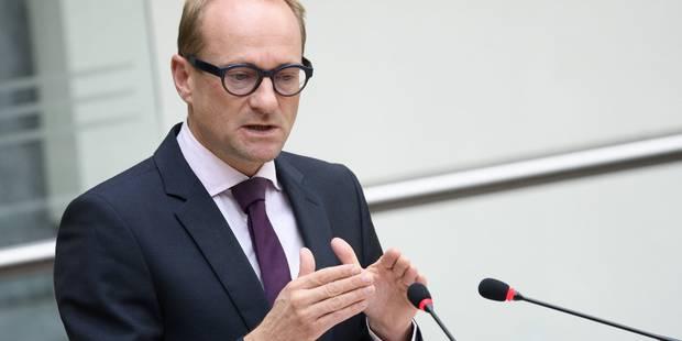 Le ministre flamand Ben Weyts rejette le nouveau plan de transport de la SNCB - La Libre