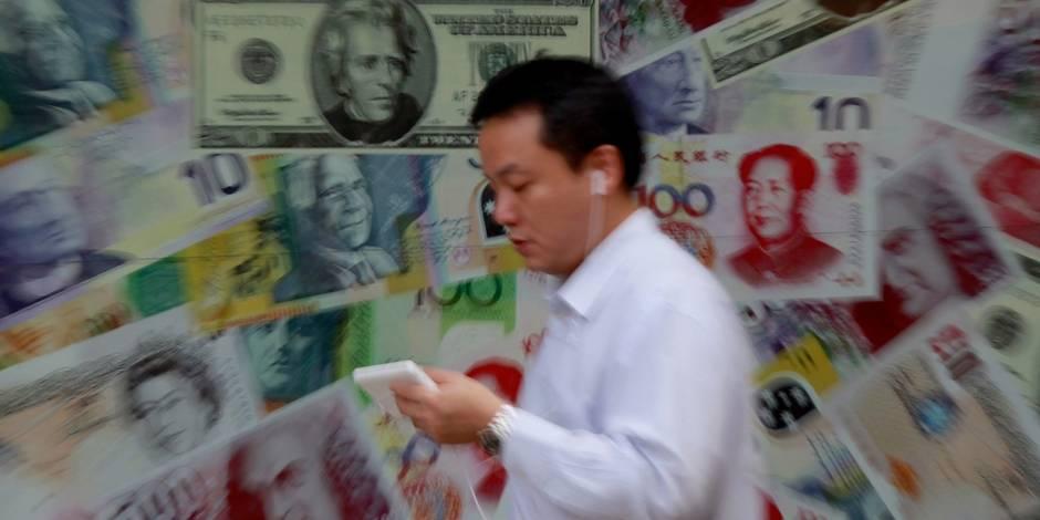 Les exportations chinoises plongent de 7,3% en octobre, les importations s'effritent encore