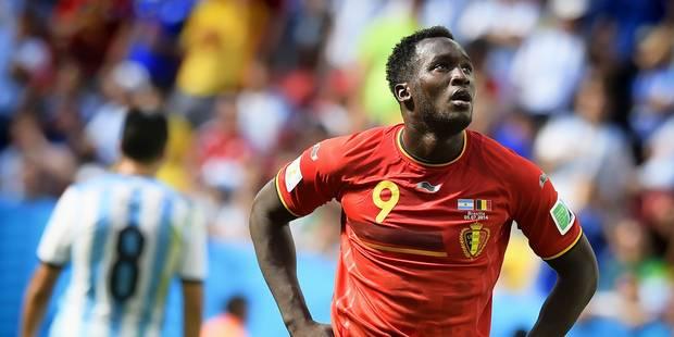 """Romelu Lukaku: """"À la Coupe du Monde, le foot ne m'intéressait plus"""" - La Libre"""