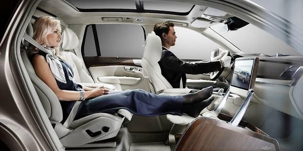Volvo ouvre la porte de l'Europe au chinois Geely: menaces sur Gand? - La Libre