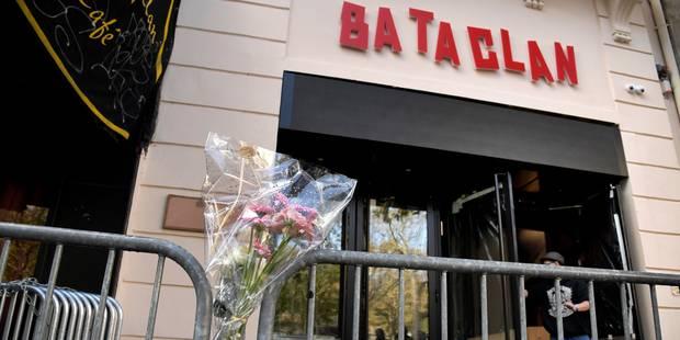 Attentats du 13 novembre en France: le Bataclan va ressusciter avec la voix de Sting - La Libre